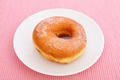 Sweet donut Royalty Free Stock Photo