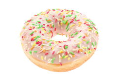 Sweet donut Stock Photography