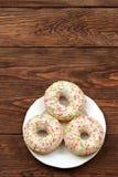 Sweet donut Royalty Free Stock Photos