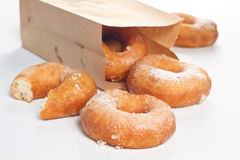 Sweet donuts Stock Photos