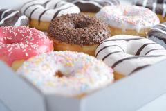 Sweet donuts Royalty Free Stock Photography