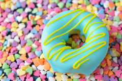 Sweet donuts Royalty Free Stock Photo