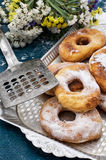 Sweet donuts Stock Image