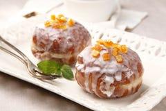 Sweet donuts Stock Photos