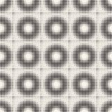 Sweet dots seamless background Stock Photography