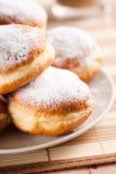 Sweet doughnuts Stock Photo