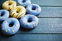 Sweet doughnuts Royalty Free Stock Image