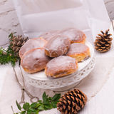 Sweet doughnuts Stock Photography