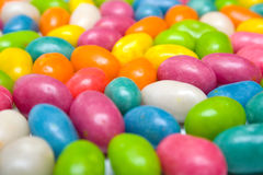 Sweet dragees Royalty Free Stock Photos