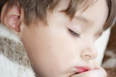 Sweet dream Royalty Free Stock Photography
