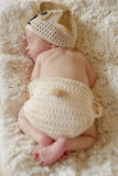 Sweet newborn Royalty Free Stock Images