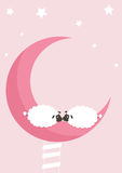 Sweet Dreams royalty free illustration