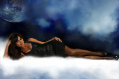 Sweet dreams stock photography