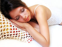 Sweet dreams Stock Images