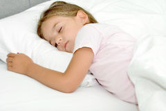 Sweet dreams Royalty Free Stock Photos