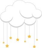 Sweet Dreams Cloud Stock Photo