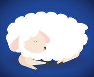 Sweet dreams design. Stock Photography