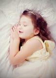 Sweet dreams.  Retro style. Royalty Free Stock Photo