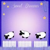 Sweet dreamss Royalty Free Stock Photo
