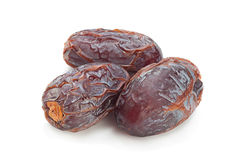 Sweet dried date fruit Stock Photography