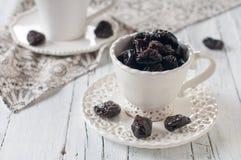 Sweet Dried Plum Stock Photos