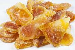 Sweet dried tangerines Stock Images