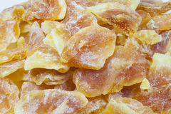 Sweet dried tangerines Royalty Free Stock Images
