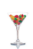 Sweet drink Royalty Free Stock Photography