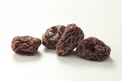 Sweet dry plum Royalty Free Stock Photography