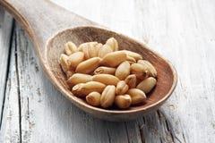 Sweet dry wheat Stock Photo