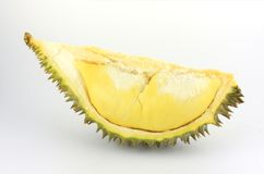 Sweet durian fruit Royalty Free Stock Images