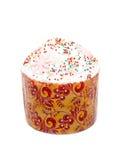 Sweet Easter cake. Stock Photos