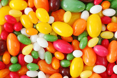 Sweet easter eggs Stock Photography