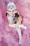 Sweet girl royalty free stock photos