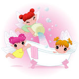 Sweet fairy Royalty Free Stock Image