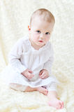 Sweet fashion baby Royalty Free Stock Image