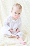 Sweet fashion baby Royalty Free Stock Image