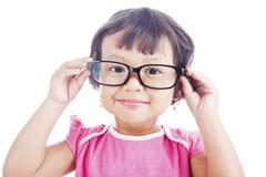 Sweet female preschooler Royalty Free Stock Images