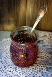 Sweet fig jam. Stock Images