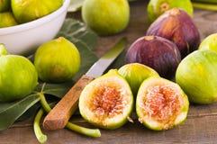 Sweet figs. Stock Photo