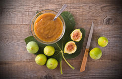 Sweet figs. Royalty Free Stock Images