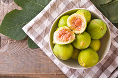 Sweet figs. Stock Photos