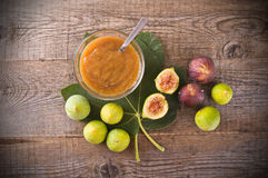 Sweet figs. Stock Image