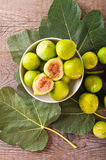 Sweet figs. Royalty Free Stock Photos