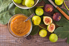 Sweet figs. Royalty Free Stock Photo
