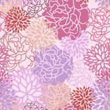 Sweet floral seamless pattern vector abstract background design Stock Photo