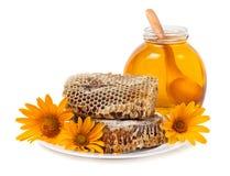 Sweet flower honey Royalty Free Stock Photography