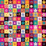 Sweet flowers pattern. Such a sweet flowers pattern Royalty Free Stock Image