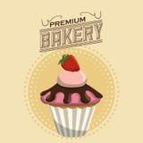 Sweet food design Stock Photos
