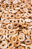 Sweet fresh bagels. Royalty Free Stock Photography